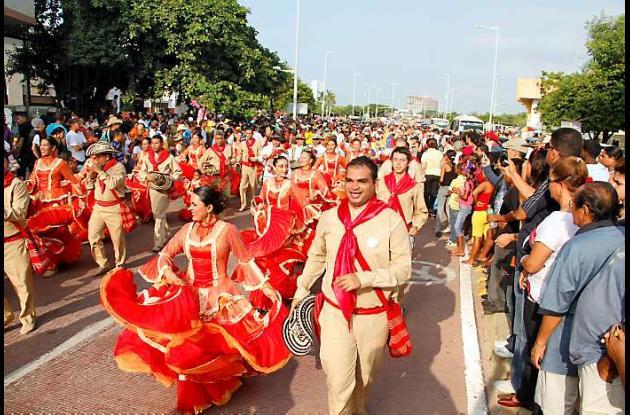Carnaval de San Dieg