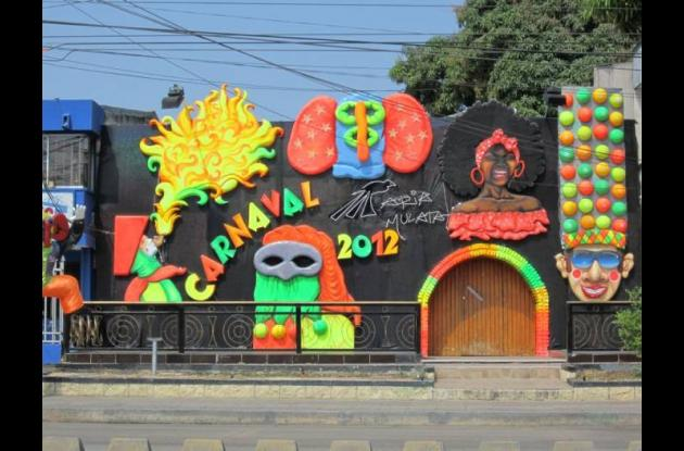 Se toman medidas sanitarias para los días de carnavales en Barranquilla.