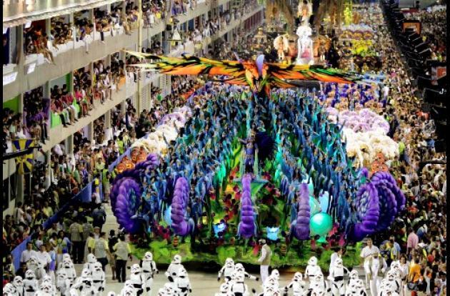 Carnaval de Rio de Janeiro.