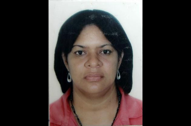Carolina Manjarrez, muerta