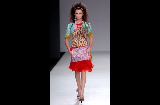 Vogue prohíbe modelos demasiado delgadas