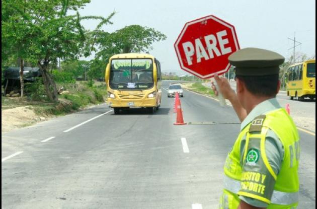 policia de carreteras