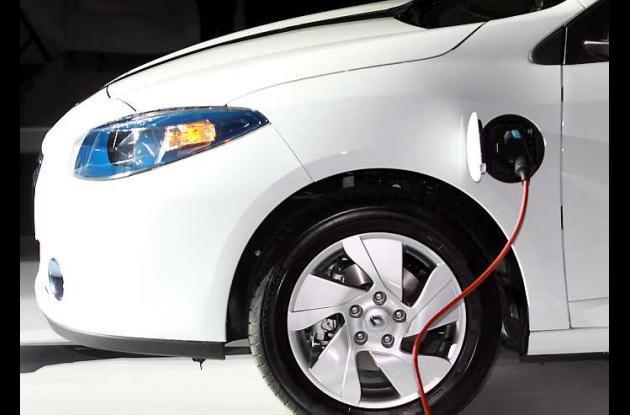 Vehículos eléctricos de Renault