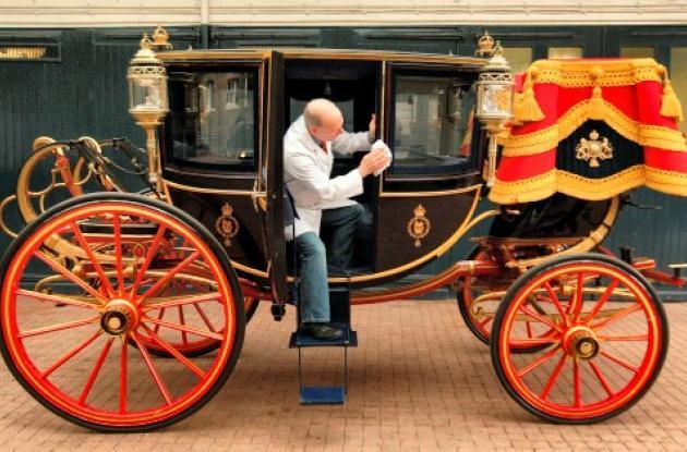 La boda real será entre el príncipe Guillermo y Kate Middleton el 29 de abril.