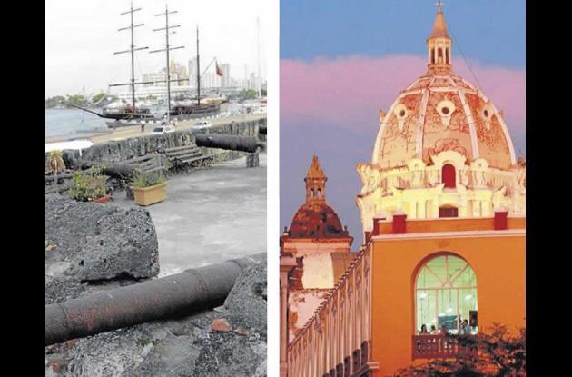 Cartagena, en Cumbre de las Américas.