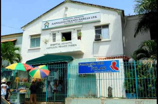 Casa del Niño en Cartagena