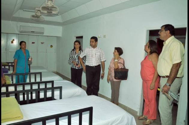 La Casa del Niño de San Juan Nepomuceno, con internado para población con discapacidad.