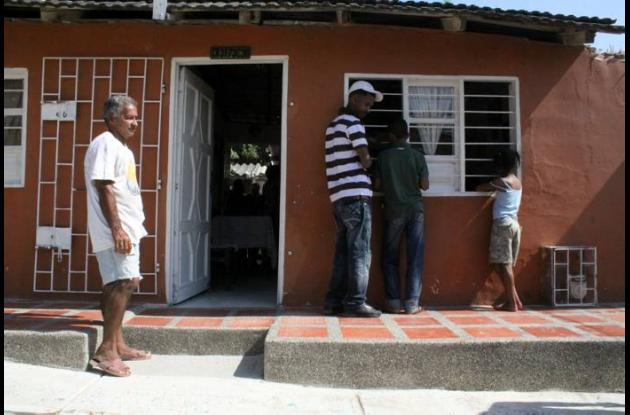 Casa donde vivía Jeyson Del Toro Rosanía.