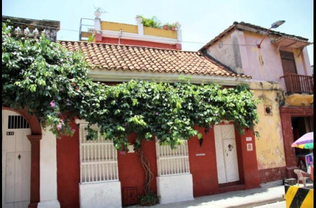 Alberto Santofimio Botero tiene una casa en el Centro Histórico de Cartagena.