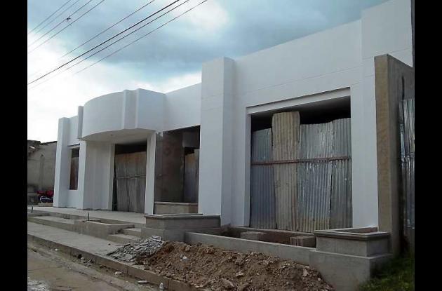 La primera fase de la construcción está avanzada y en ejecución.