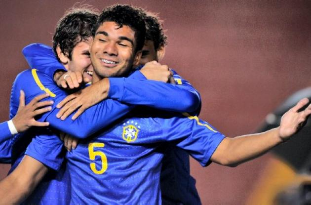 Casemiro, talento brasilero.