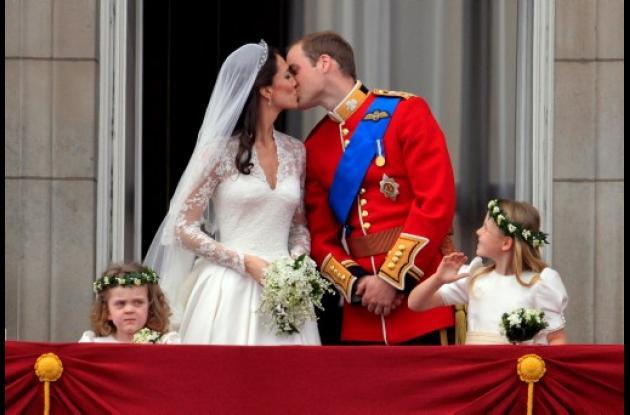 Boda real Príncipe Guillermo y Kate Middleton.