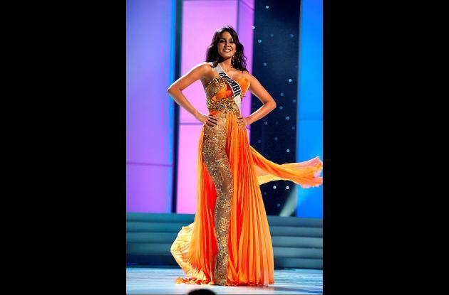 Catalina Robayo, Señorita Colombia 2010-2011.