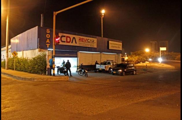 CDA  al frente de la Policía Metropolitana de Cartagena