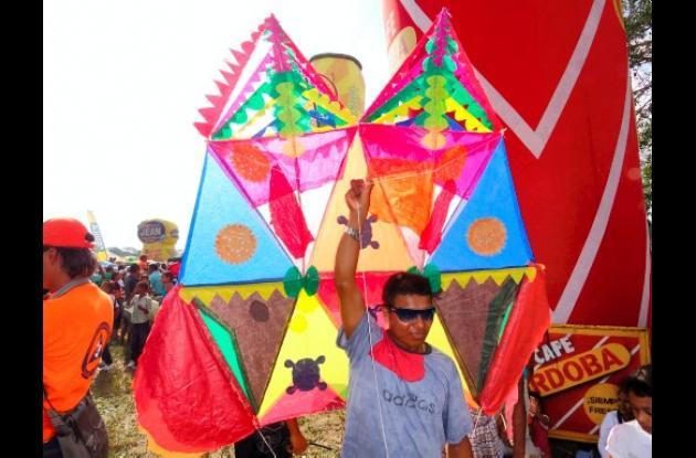 festival de barriletes y cometas