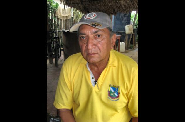 Gabriel Barrio, dirigente del tejo en Córdoba.