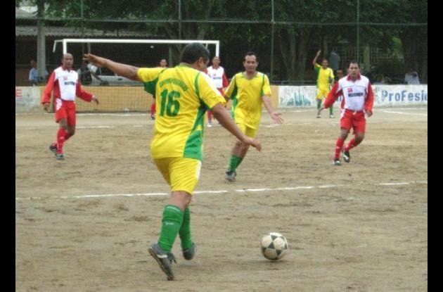 Torneo de Minifútbol, Copa Master