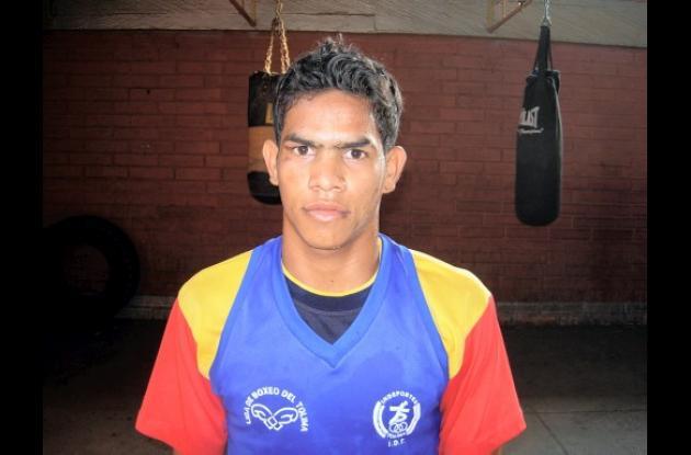 Víctor Barrios de Montería