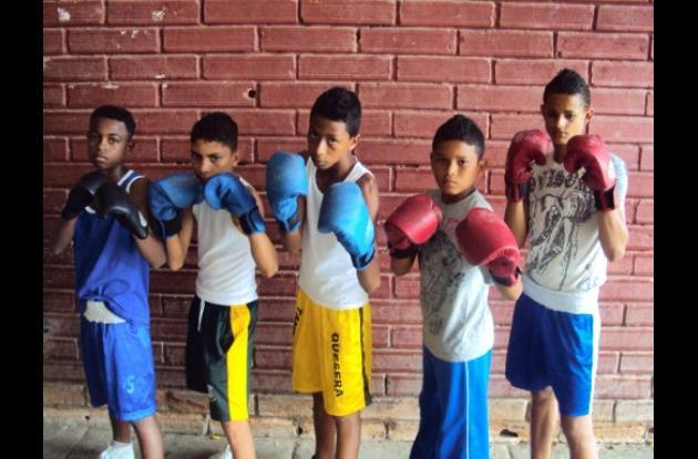 Nómina de la Selección Córdoba de Boxeo Infantil