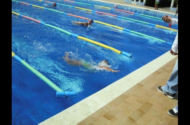 piscina del Centro Recreacional Tacasuán