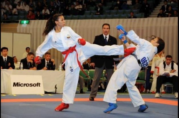 Córdobeses participan en el Campeonato de Panamericano de Karate en México