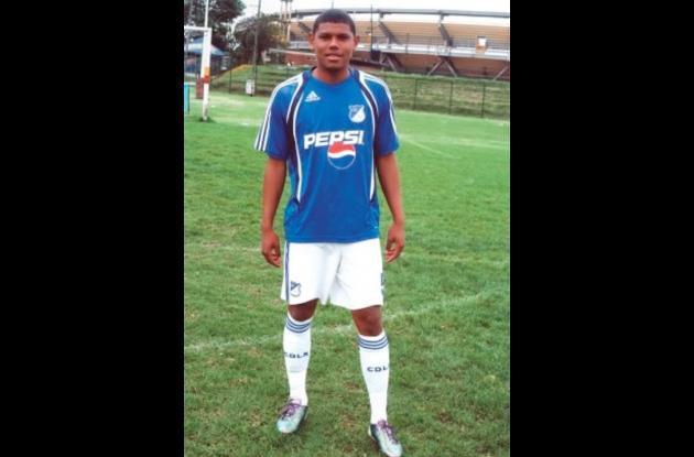 Jefferson Herrera Genes, futbolista cordobés.
