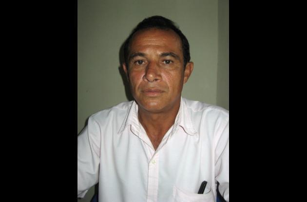 Felipe Tuirán, director del Imder de Sahagún.