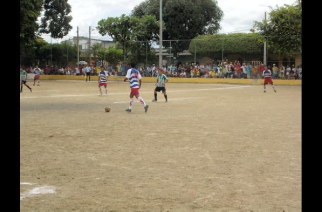Torneo de Minifútbol Libre de la sexta etapa del barrio La Pradera