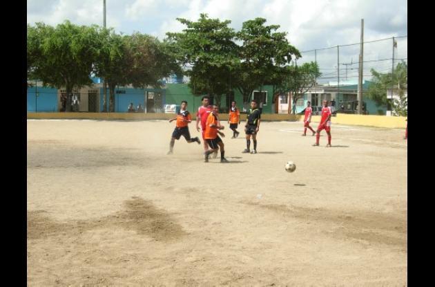 Torneo de Minifútbol Libre Copa Lucho Berrocal