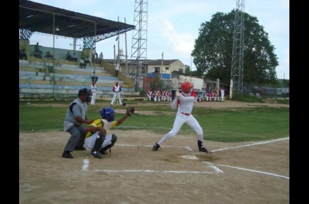 El béisbol en Lorica se podrá jugar en el nuevo escenario