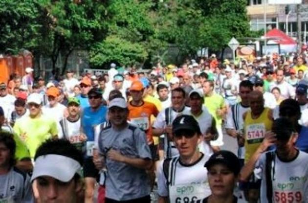 Córdoba desde hace varios años está participando en la Media Maratón de Medellín