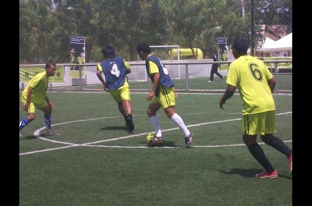 Hoy, se juega otra fecha más de la Copa Argos de Futsal
