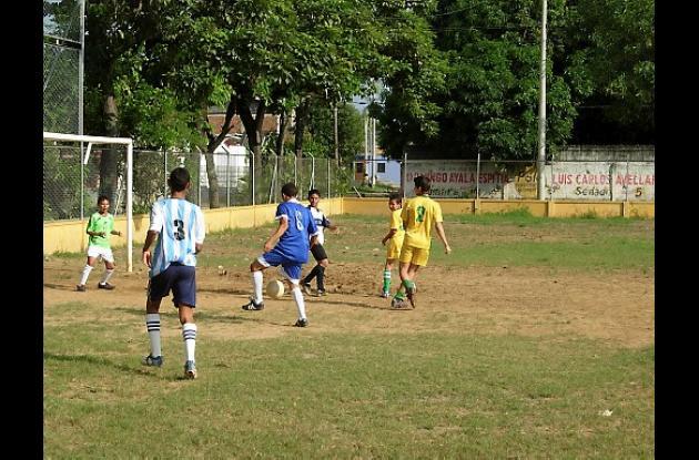 Torneo Intermunicipal de fútbol