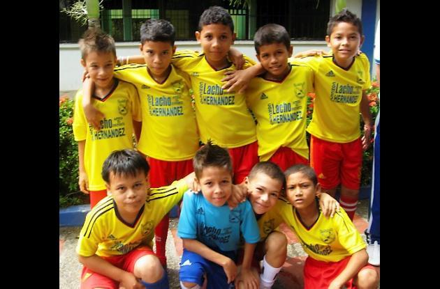 Club del barrio Miramar