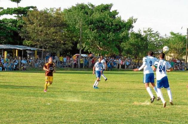 El evento de fútbol reúne en el certamen deportivo a fuertes conjuntos