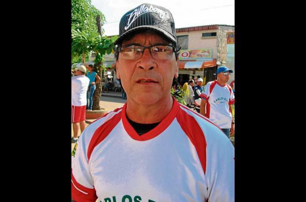 Wilson Tous, jugador del equipo Excolonias