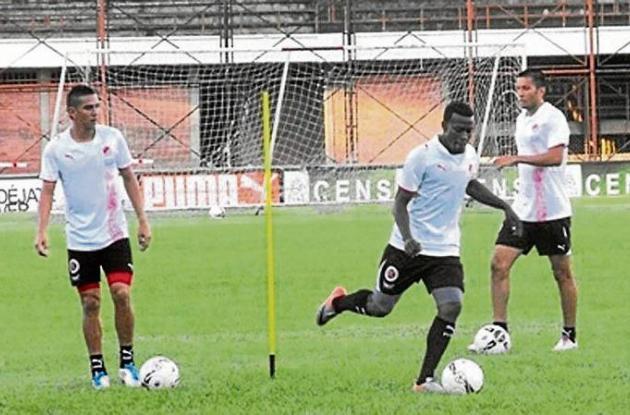 El   equipo de Sucre Fútbol Cluba delanta su preparación en Girardot
