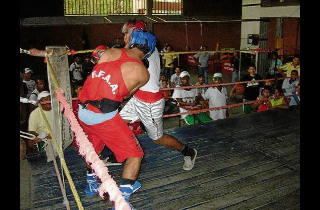selección de boxeo de Córdoba a los Juegos Atléticos Nacionales del 2012