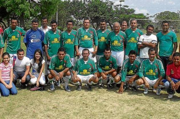 Equipo Los Garzones