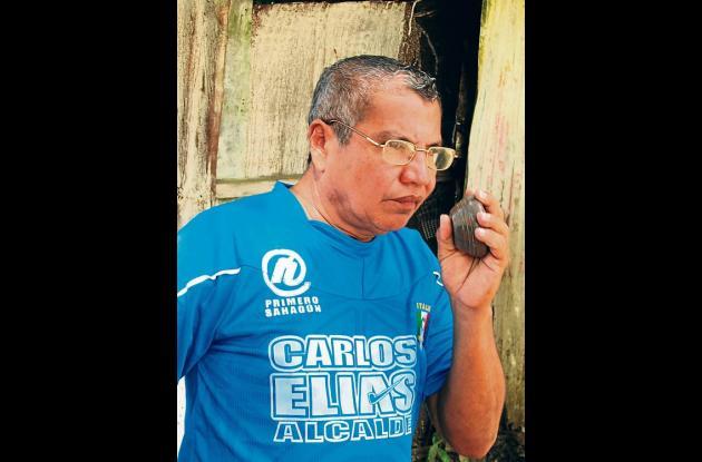 Edgar Ramos, líder mechas.