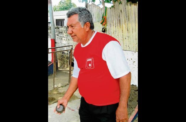 Abimael Quiñonez, jugador destacado.