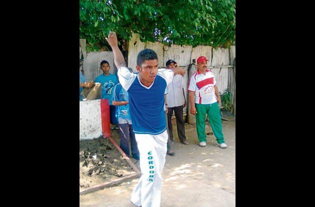 Ronín Berna se destacó al ganar con su equipo los Amigos