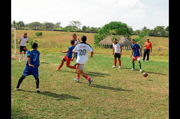 Torneo de Minifútbol del municipio de Sahagún.