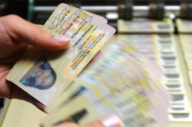 duplicados de documentos de identidad