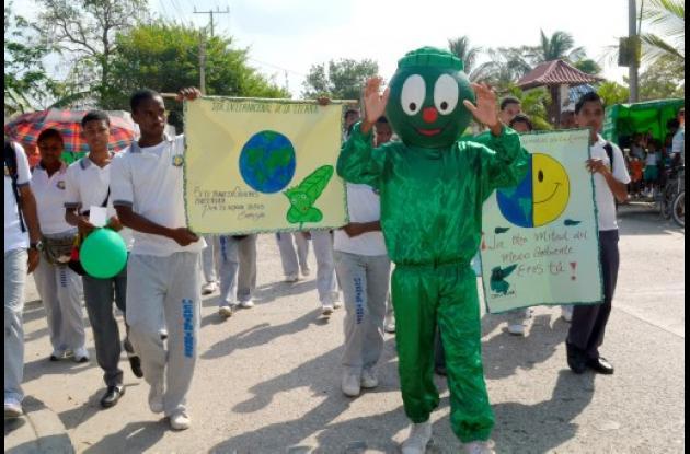 La Boquilla celebra Día de la Tierra