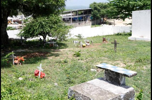 Cementerio de Albornoz en Cartagena