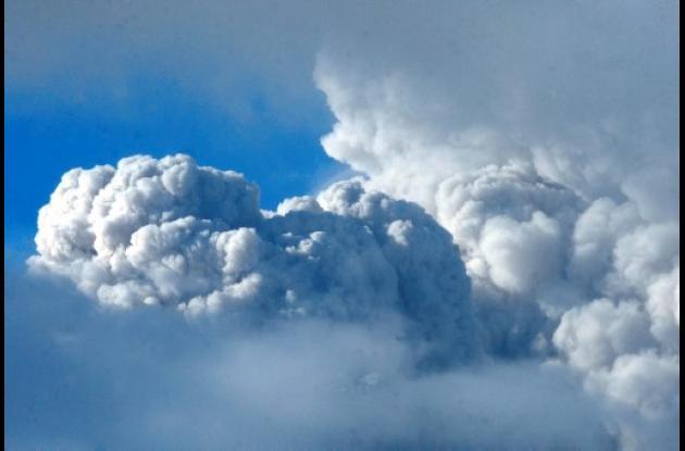 Cenizas del volcán Puyehue llegan a Brasil.