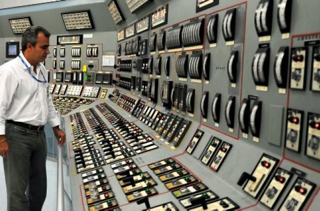 Central nuclear de Angra dos Reis, en Brasil.
