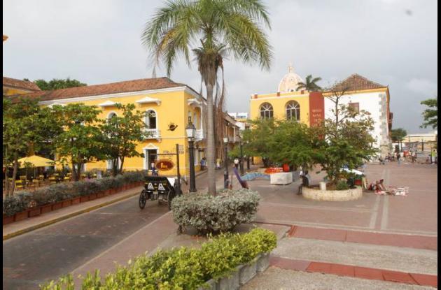 Cartagena de Indias: Centro Histórico