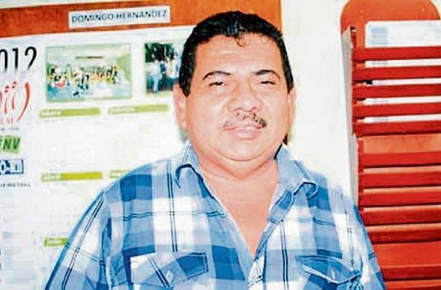 Gabriel Calle, alcalde de Montelíbano.